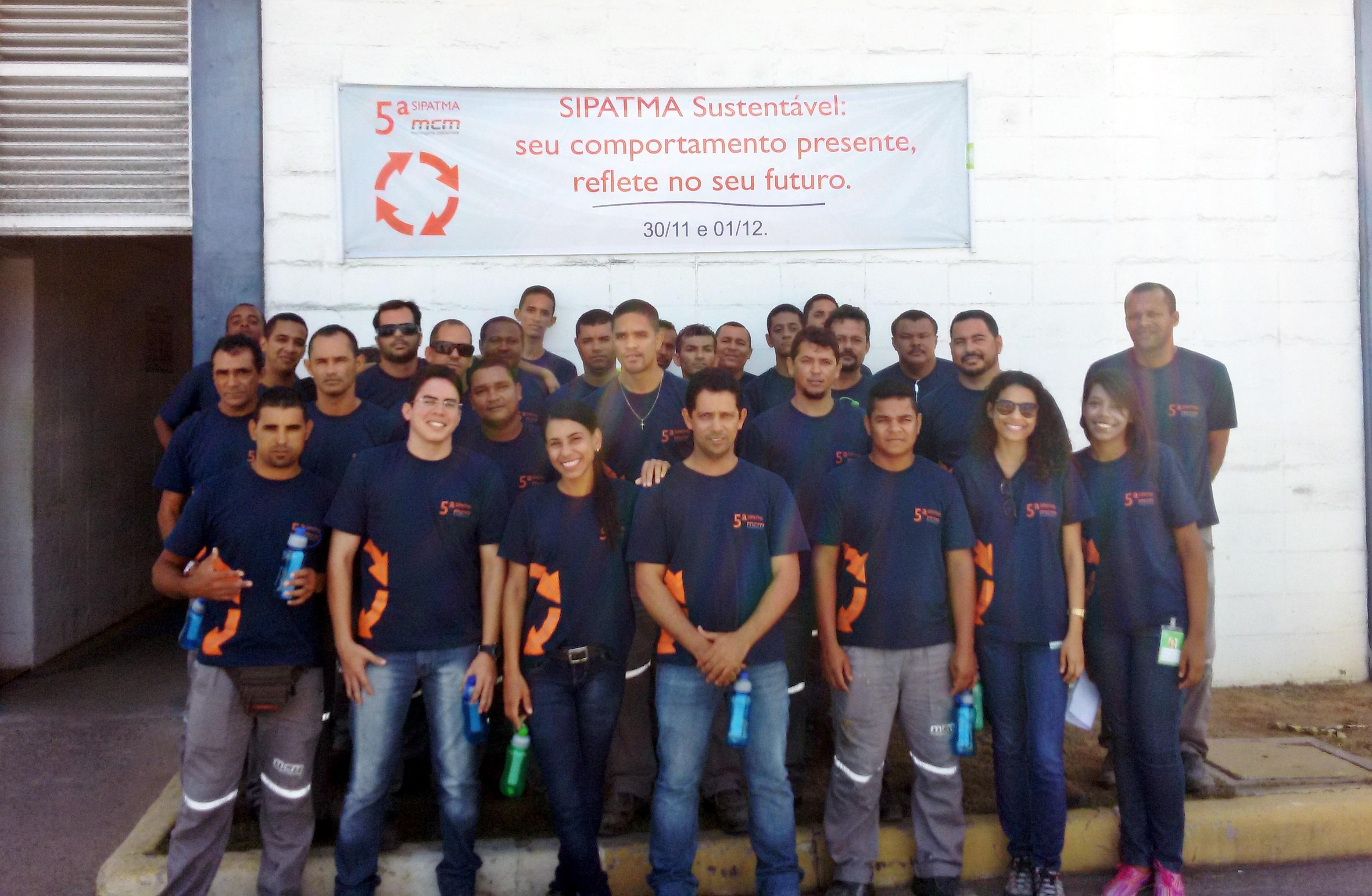 SIPATMA na Lever Igarassu e Unilever Garanhuns