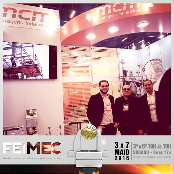 MCM na FEIMEC 2016