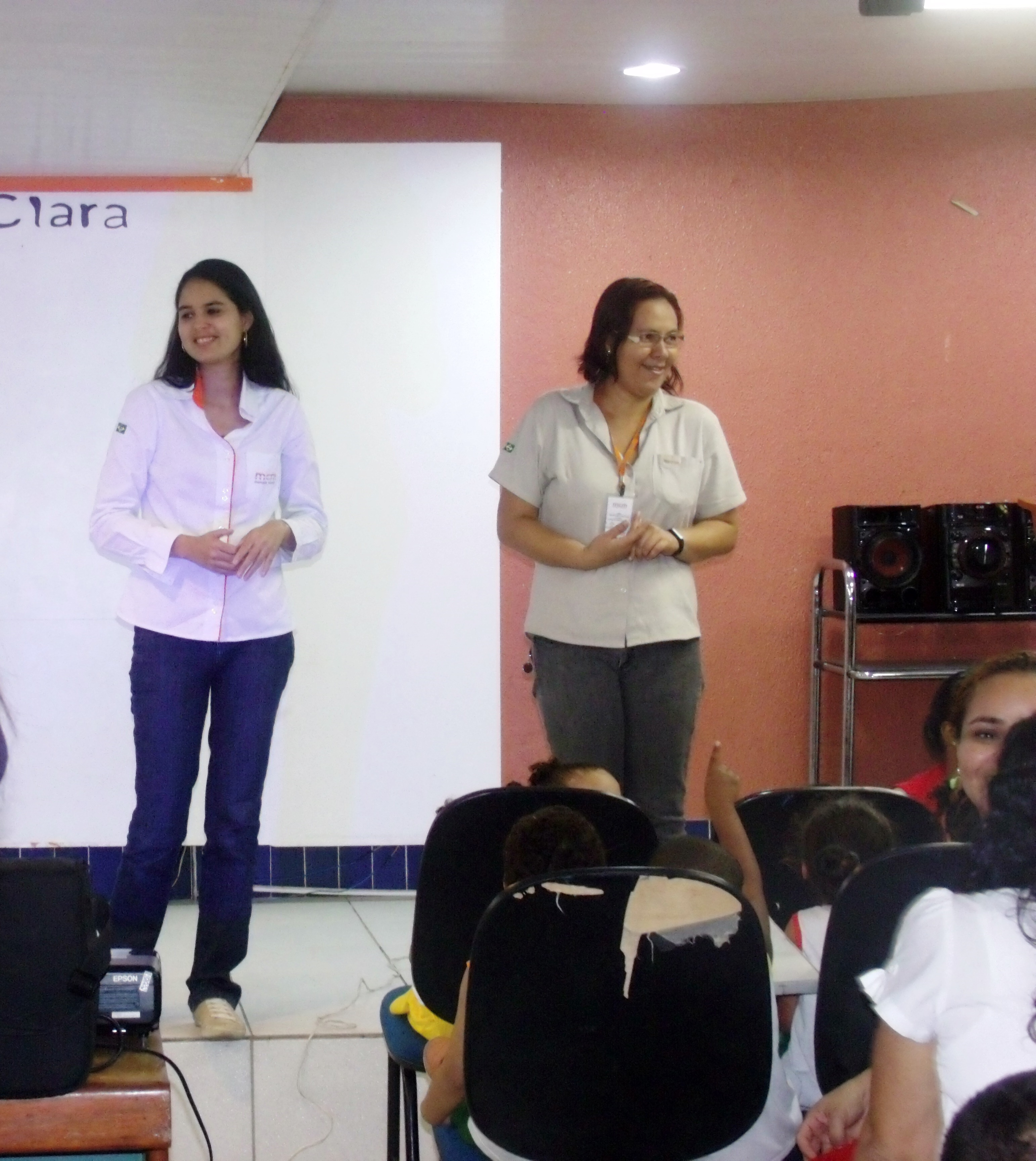 MCM SOCIAL | Projeto Alimentar no Lar de Clara