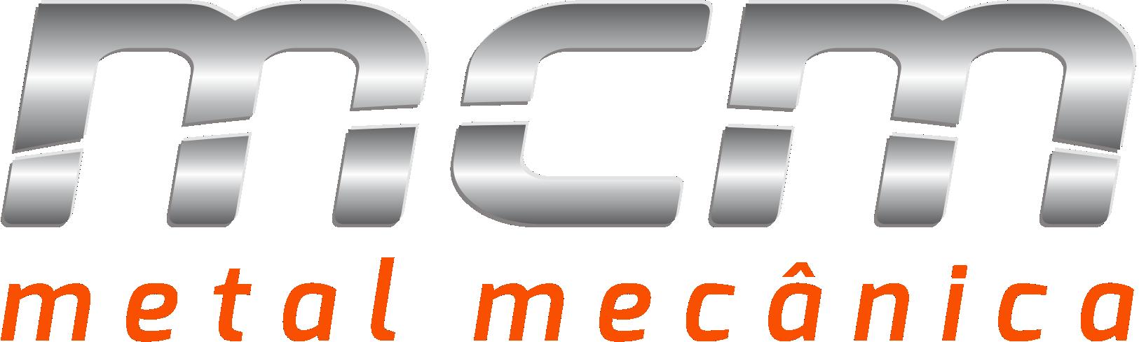 Nova logomarca MCM Metal Mecânica